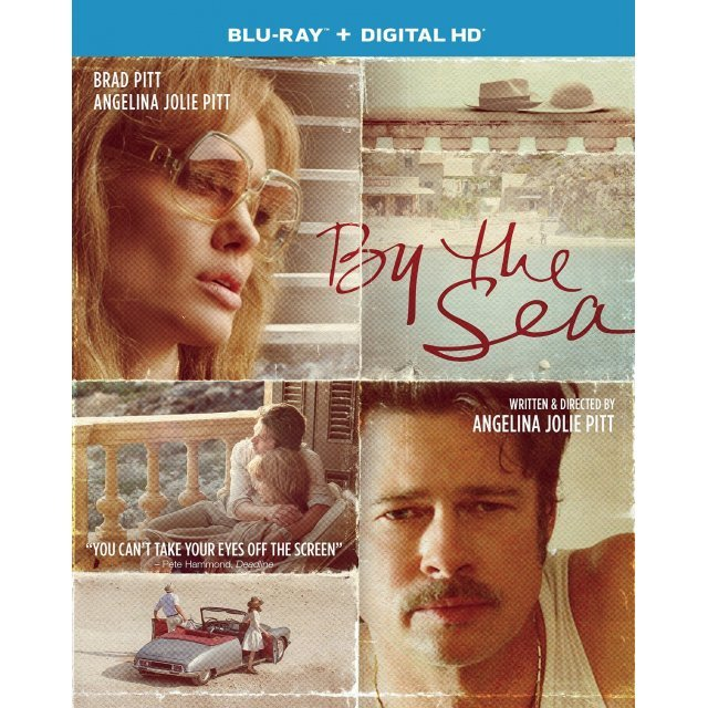 By the Sea [Blu-ray+Digital HD]