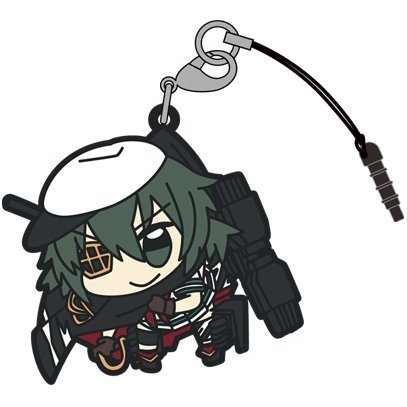 Kantai Collection Tsumamare Strap: Kiso Kai Ni