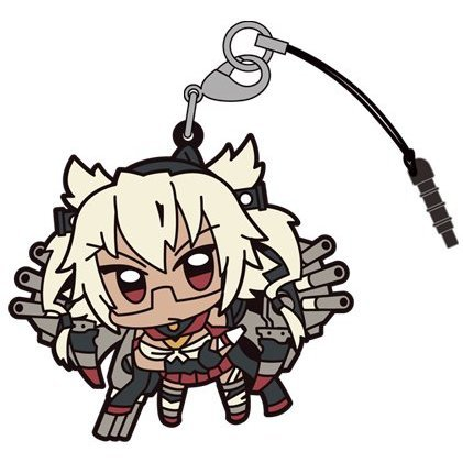 Kantai Collection Tsumamare Strap: Musashi