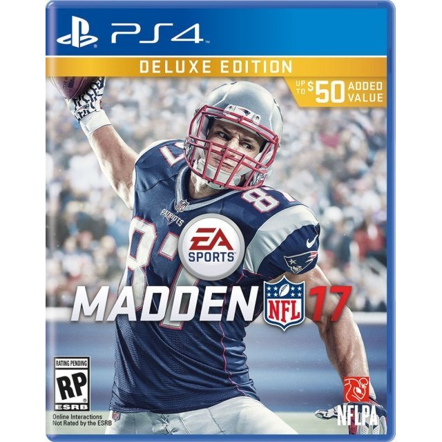 Madden NFL 17 [Deluxe Edition]