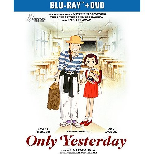 Only Yesterday [Blu-ray+DVD]