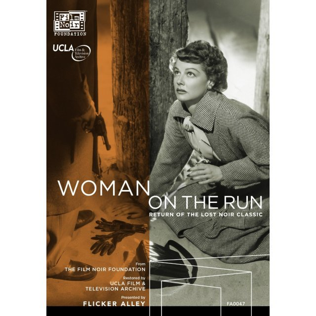 Woman on the Run [Blu-ray+DVD]