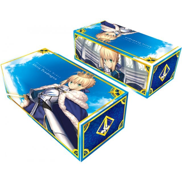 Fate/Grand Order Character Card Box Collection: Saber / Altria Pendragon