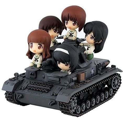 Girls und Panzer: Panzerkampfwagen IV Ausf D Ending Ver. (Re-run)