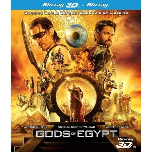 Gods of Egypt [3D+2D]