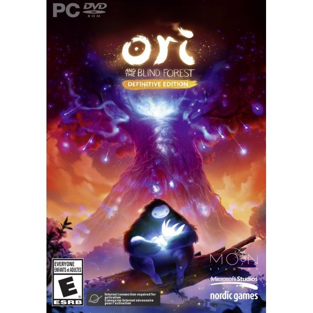 Ori and the Blind Forest (Definitive Edition) (Steam)