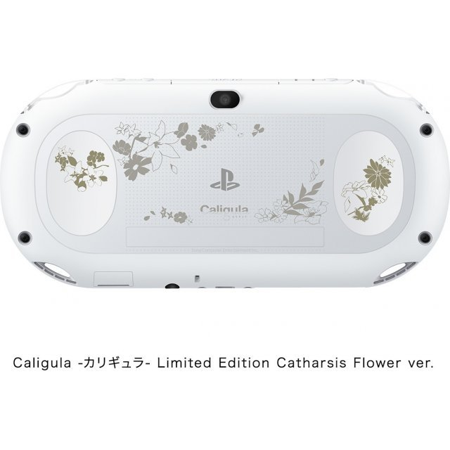PlayStation Vita [Caligula Limited Edition] (Catharsis Flower Version)