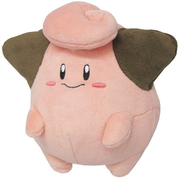 Pokemon All Star Collection Plush: Cleffa [Small]