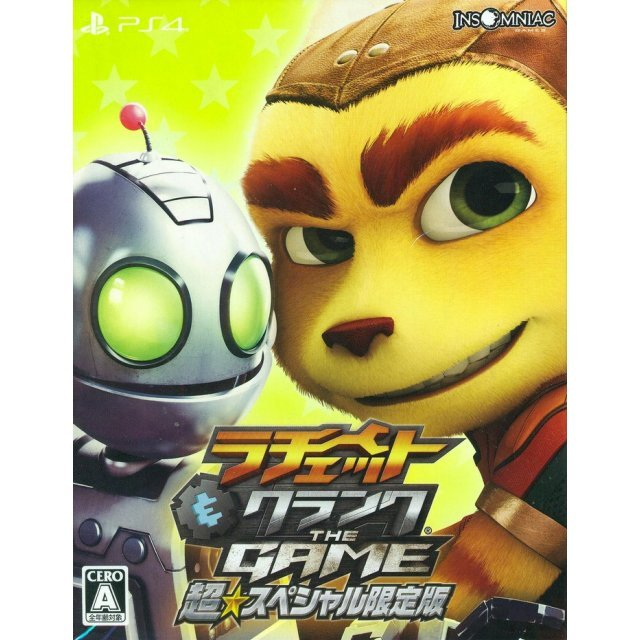 Ratchet & Clank The Game [Special Limited Edition]