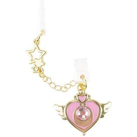Sailor Moon Charm Charapin 2 Double Plug Type: Crisis Moon Compact