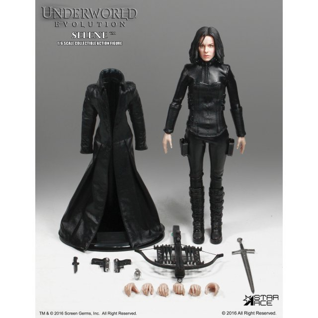 Star Ace Toys My Favorite Movie Series Underworld Evolution 1/6 Collectible Action Figure: Selene