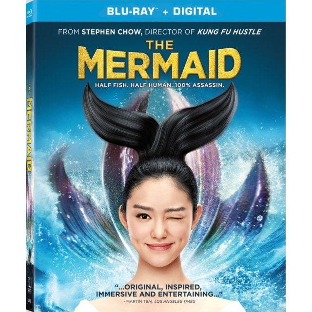 The Mermaid [Blu-ray+UltraViolet]