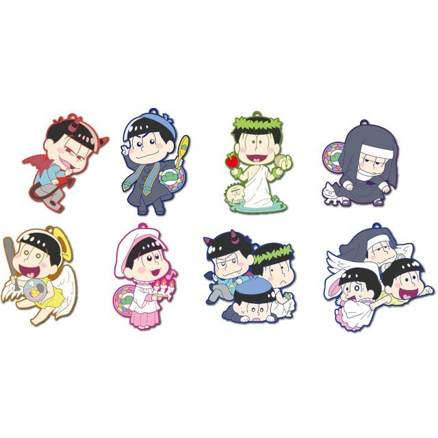 Toy's Works Collection Niitengomu! Osomatsu-san Vol.2 (Set of 8 pieces)