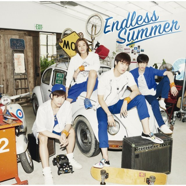 Endless Summer [CD+DVD Limited Edition]