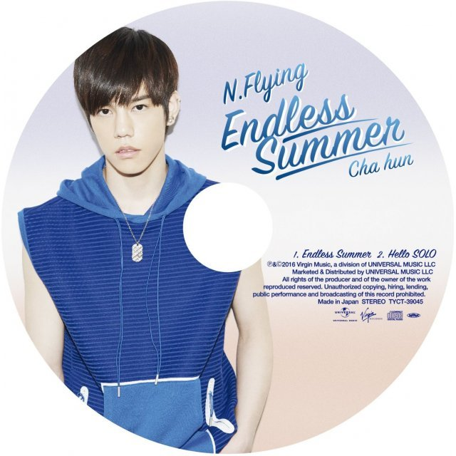 Endless Summer - Cha Hun Version [Limited Edition]
