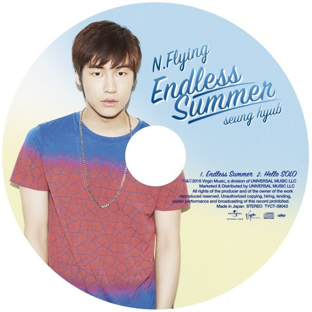 Endless Summer - Seung Hyub Version [Limited Edition]