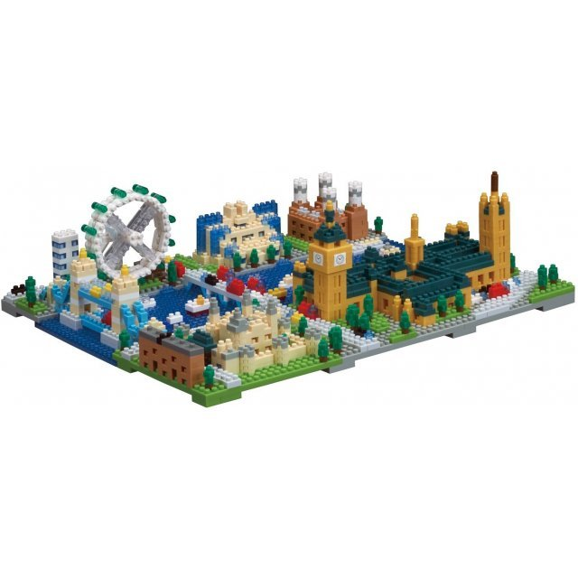 Nanoblock NB-029: London