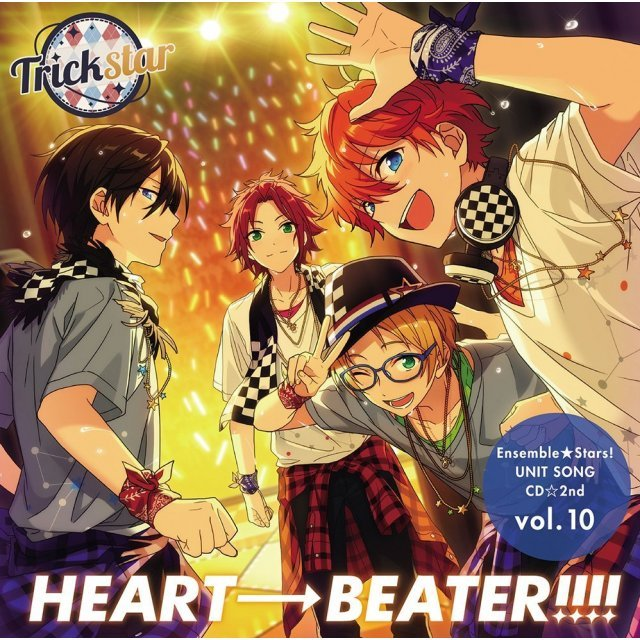 Ensemble Stars! Unit Song Cd 2nd Vol.10 Trickstar