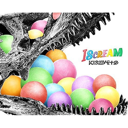 I Scream [2CD+2DVD Limited Edition 4cups Ver.]