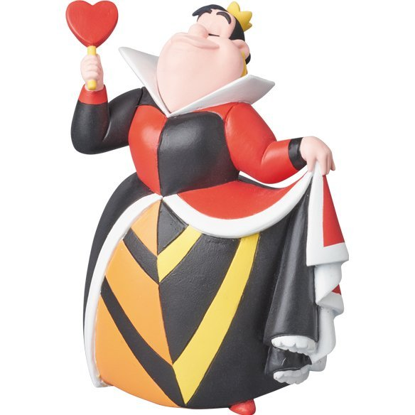 Alice in Wonderland Ultra Detail Figure: Queen of Hearts