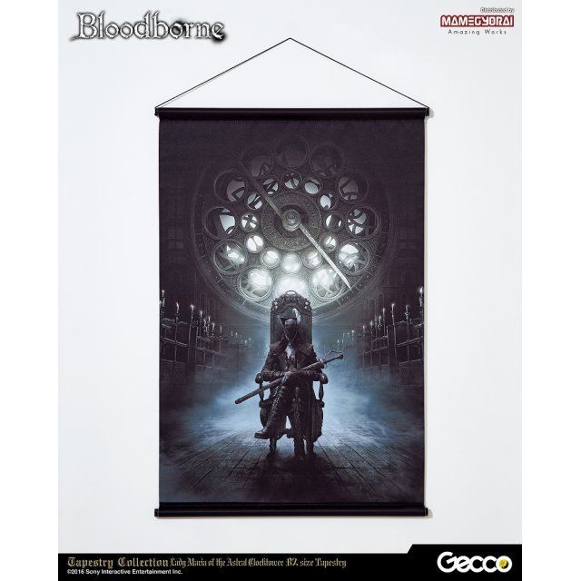 Bloodborne B2 Size Wall Scroll: Lady Maria of the Astral Clocktower (Re-run)