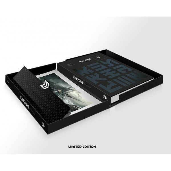 Killzone Visual Design - Art Book [Collector's Edition] (Hardcover)