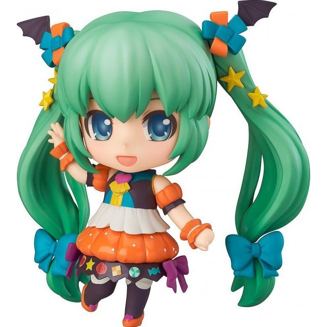 Nendoroid Co-de Sega feat. Hatsune Miku Project: Hatsune Miku Sweet Pumpkin Co-de