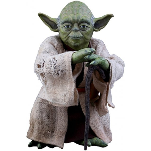 Star Wars Episode V The Empire Strikes Back 1/6 Scale Collectible Figure: Yoda