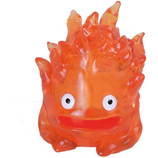 Studio Ghibli Spirited Away Kumukumu Puzzle: Mini Calcifer
