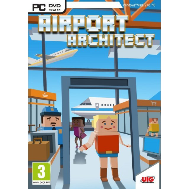 Airport Architect (DVD-ROM)