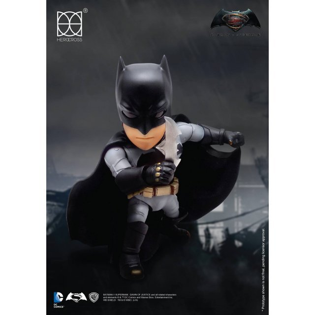Batman v Superman Hybrid Metal Figuration Action Figure: Full Armored Batman