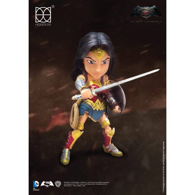 Batman v Superman Hybrid Metal Figuration Action Figure: Wonder Woman