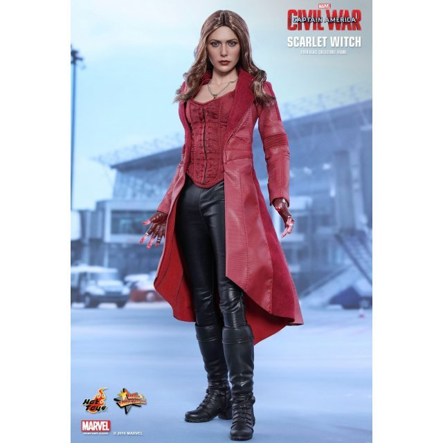 Captain America Civil War 1/6 Scale Collectible Figure: Scarlet Witch