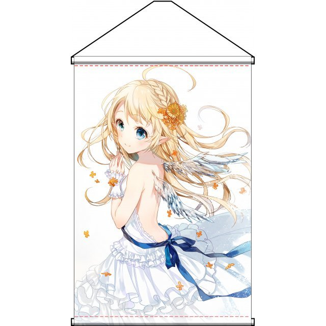Charama Wall Scroll: My Princess by Kihiro Yuzuki