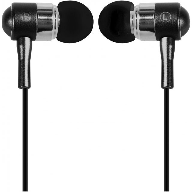 Cyber In ear Headphone (Black)