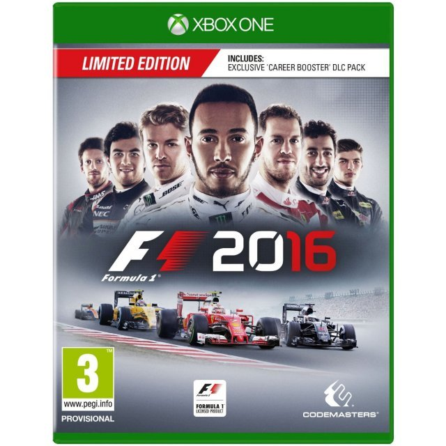 F1 2016 [Limited Edition]