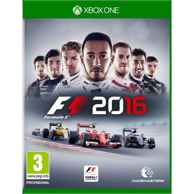 F1 2016 (English & Simplified Chinese Subs)