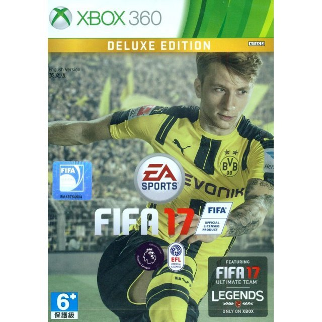 FIFA 17 [Deluxe Edition] (English)