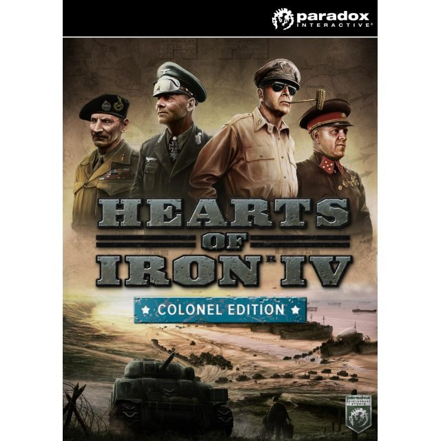 Hearts of Iron IV [Colonel Edition] (Steam)