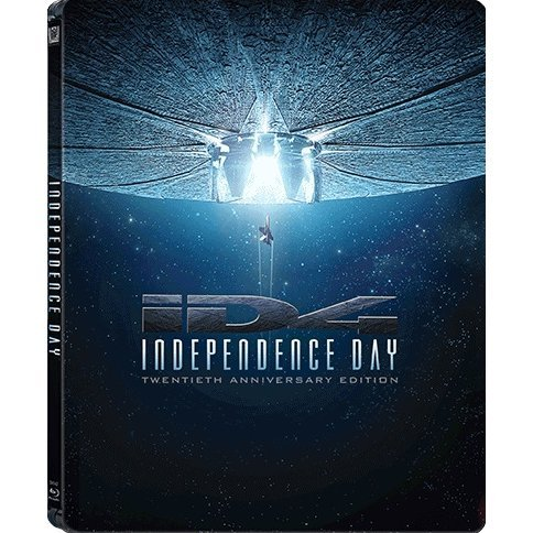 Independence Day - 20th Anniversary (Steelbook Edition)
