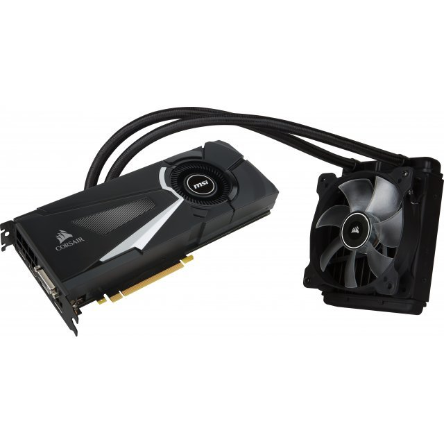 MSI GeForce GTX 1080 Sea Hawk X, 8GB GDDR5X