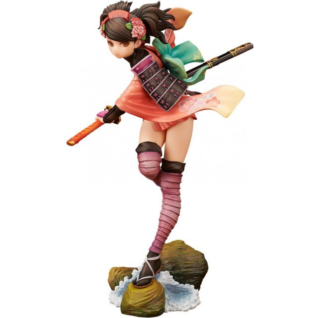 Muramasa: The Demon Blade 1/8 Scale Pre-Painted Figure: Momohime Oironaoshi