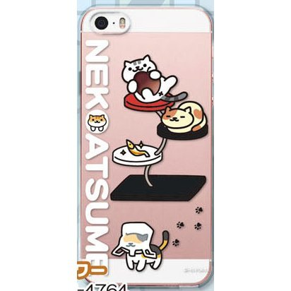 Neko Atsume Smartphone for iPhoneSE/5S/5: Modern Tower