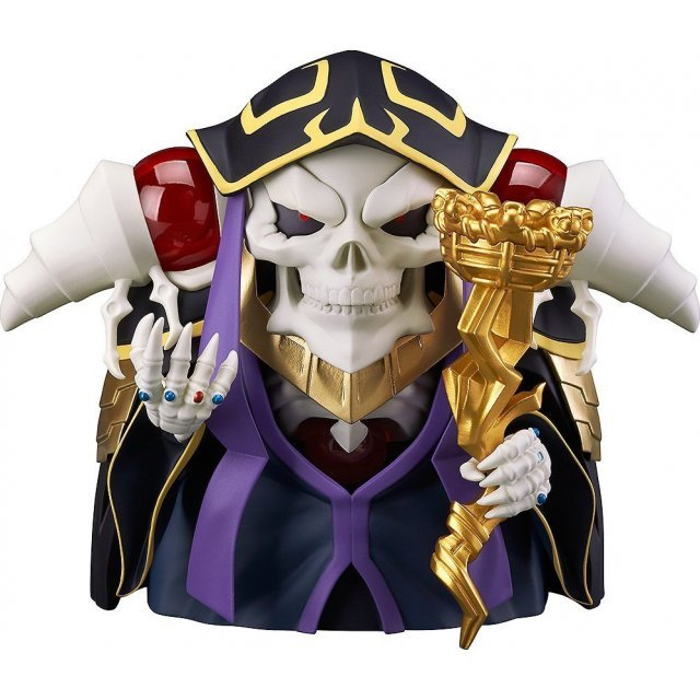 Nendoroid No. 631 Overlord: Ainz Ooal Gown