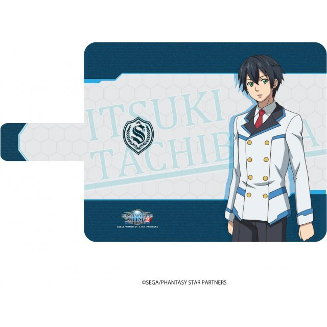 Phantasy Star Online 2 The Animation Book Type Multi Size Case: 01 Itsuki