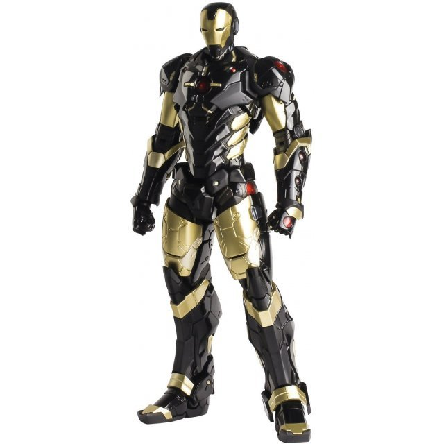 RE:EDIT Iron Man No. 06 Marvel Now! Ver. Black x Gold