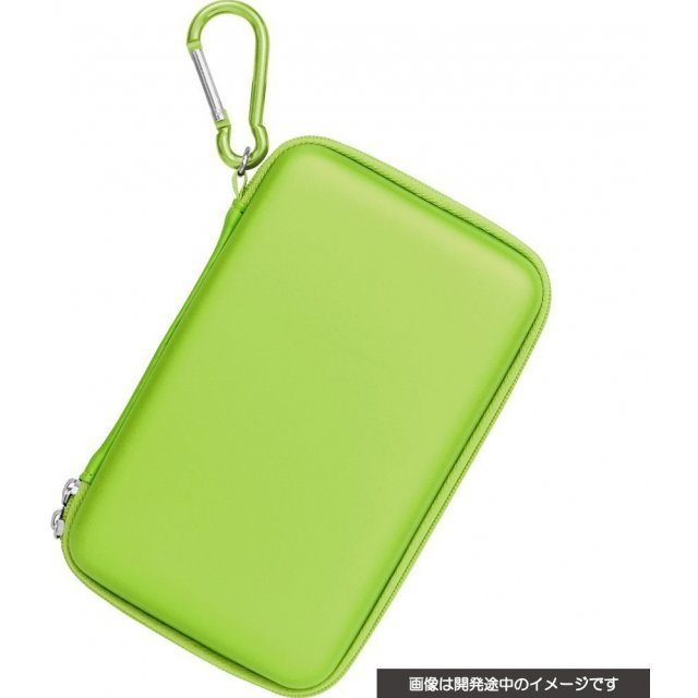Semi Hard Case for New 3DS LL (Lime)