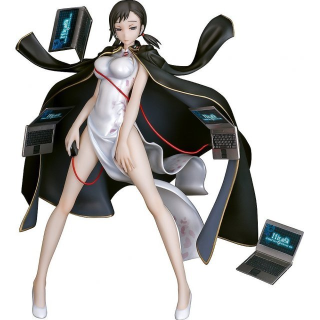 Shin Megami Tensei - Devil Survivor 2 Record Breaker 1/8 Scale Pre-Painted PVC Figure: Fumi Kanno