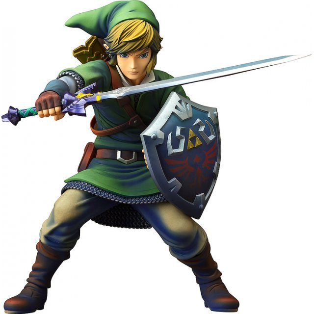 The Legend of Zelda Skyward Sword 1/7 Scale Pre-Painted PVC Figure: Link