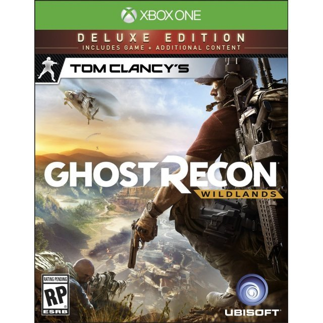 Tom Clancy's Ghost Recon: Wildlands [Deluxe Edition]